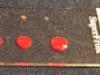 die Blutstropfen während der Trocknung (1)